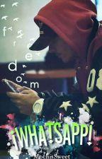 WhatsApp #1 //Kronno Zomber by Vero_Zomber