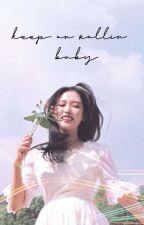 keep on rollin' baby | vhope | taejin by Reiczel