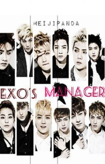 [EXO BOOK 1 ]EXO's MANAGER turns to EXO's RIVAL [1&2]