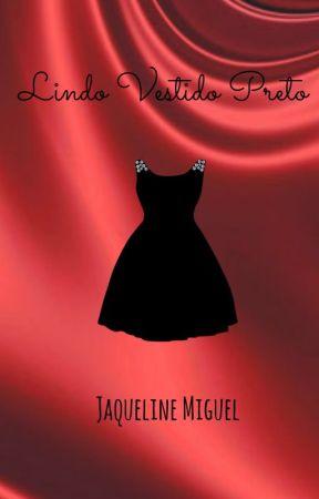 Lindo Vestido Preto by JaquelineMiguel8