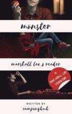 bite。 +marshall lee x reader  by alphabetblock