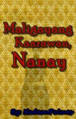 Maligayang Kaarawan, Nanay [maikling kwento]