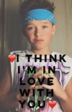 I think I'm in love with you (A Jacob Sartorius Fanfiction) by duhitzsuuu