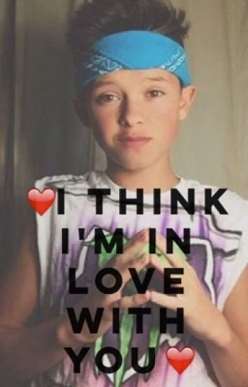 I think I'm in love with you (A Jacob Sartorius Fanfiction)