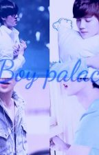 Boy palace ....hunhan by cady_ab12