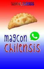 Old Magcon Whatsapp ;; Chilensis by magcon_chilensis