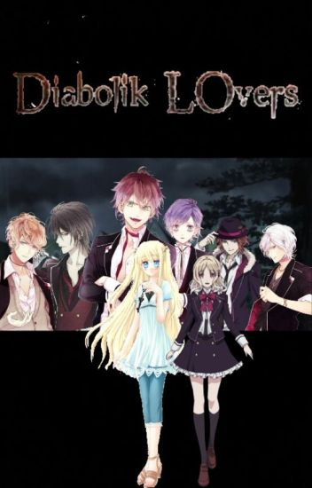 """Wanted By Six"" Diabolik lovers Fanfic"