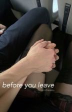 Before You Leave // Phan by endlesss-
