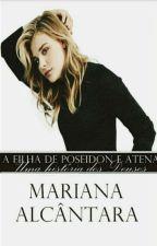 A Filha De Poseidon e Atena #Wattys2016 by MarianaAlcantara722