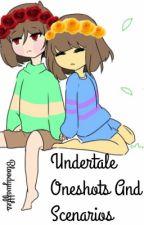 Undertale x Reader Oneshots by BloodyWaffles
