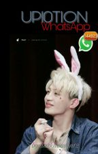 Up10tion WhatsApp by darkheaven12