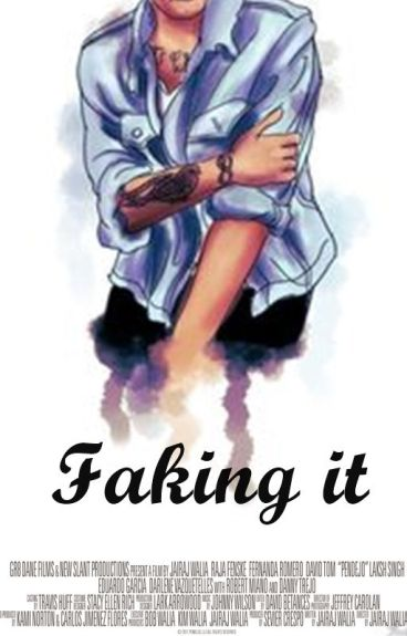 Faking it ➳ larry [adaptación]