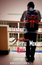 Three Months Rule[COMPLETED] by JKBlood