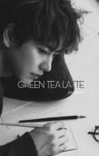 GreenTea Latte by bxxbletea88
