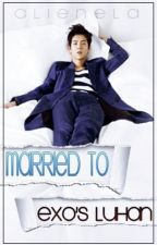 Married to EXO's Luhan  [abandoned/discontinued] by Alienela
