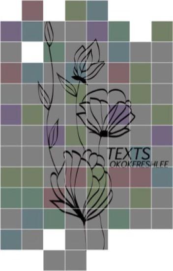 texts • ogoc/freshlee [slow updates]