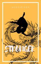 Stronger (Zeno X OC) by cecipizza