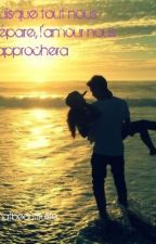 Puisque tout nous sépare, l'amour nous rapprochera. by thatbeautifullife