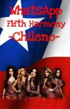 WhatsApp Fifth harmony -Chileno- by LorenJaureji