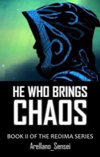 He Who Brings Chaos by Arellano_Sensei