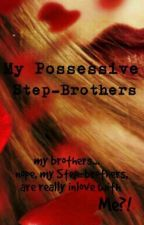 MY POSSESIVE STEP-BROTHERS by westliferA1