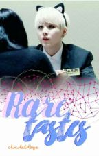 RARE TASTES. ||YOONMIN||. by YoonMinPuff