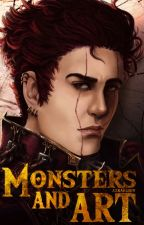 [ART BOOK] Monsters and ART by Azraelion