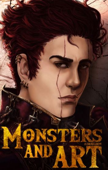 [ART BOOK] Monsters and ART