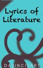 Lyrics of Literature by DaVincisArt