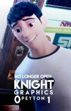 Knight Graphics  01➵ closed forever by KnightPeyton