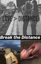 Break the Distance by _Gloria_Makfin