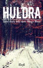 Huldra by Elsyll