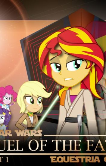 Chapter 5 - Equestria Knights of the True Force - Fimfiction