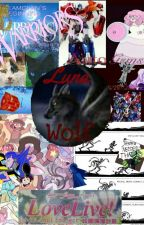 Luna's Random Outlet by LunaWolf1313