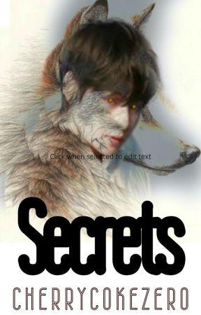 Secrets » Kim Taehyung by CokeZeroCherry