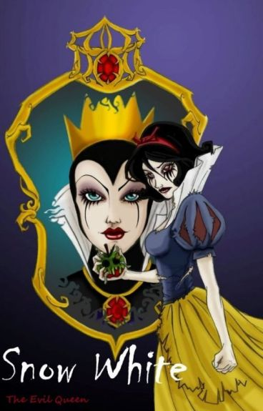 Snow White: The Evil Queen by JitterBug