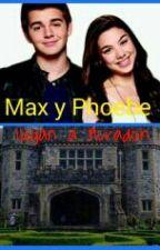 Max Y Phoebe Llegan A Auradon (Editando) by PrincessaAzul