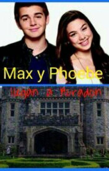 Max Y Phoebe Llegan A Auradon (Editando)