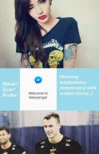 Messenger/Wojciech Włodarczyk/ Zakończona by Martynka0808