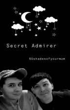 Secret admirer // Phan AU by 50shadesofyourmum