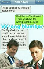 Wrong Number. by WinterAngelxo