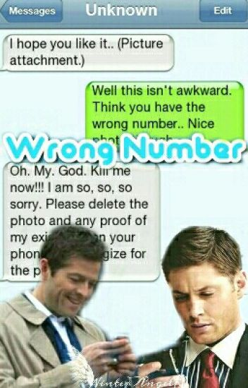 Wrong Number.✔