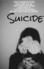 Suicide by JustBlackAndMe