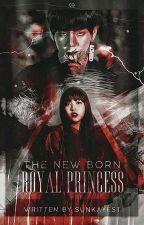 New Born Vampire Series 1: The New Born Royal Princess by YouVampiresS