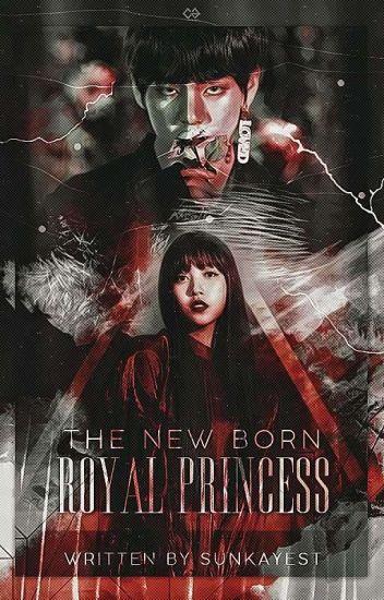 New Born Vampire Series 1: The New Born Royal Princess [REVISING📝]