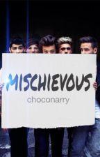 Mischievous by choconarry