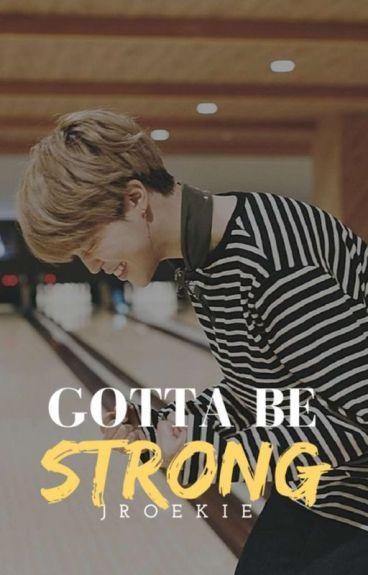 Gotta be strong (Jimin x Reader)