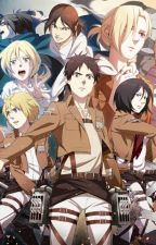 AoT~ Chats, Reactions & Questions (Ereri) by TaeTaes_Yoongi