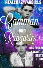 Camman und Ruggarie ~ Das Ergebnis langweiliger Deutschstunden by hoerold