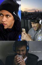 ✉ SMS/ Neymar by xkarolinvx